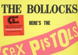 Sex Pistols ‎– Never Mind The Bollocks, Here's The Sex Pistols