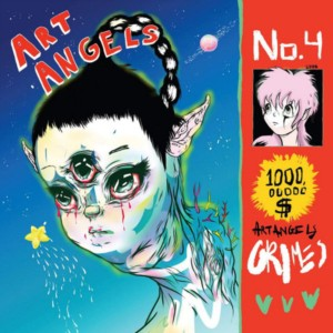 Grimes ‎– Art Angels