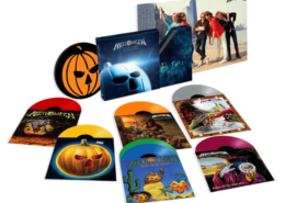 Helloween ‎– Helloween - Starlight - The Noise Records Collection