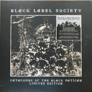 Black Label Society ‎– Catacombs Of The Black Vatican