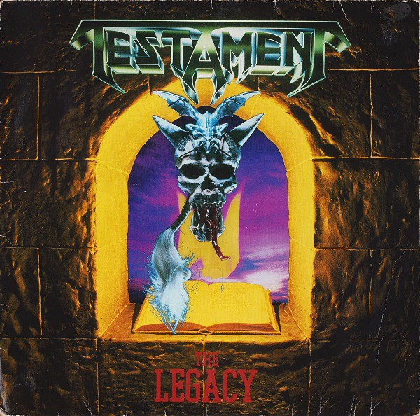 Testament ‎– The Legacy