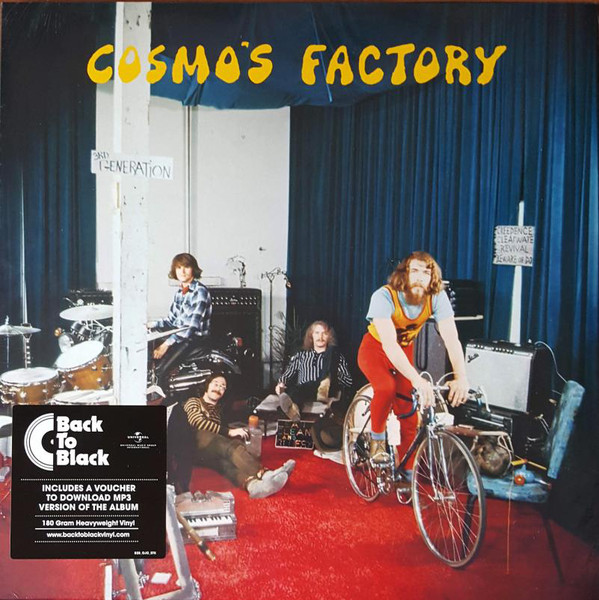 Creedence Clearwater Revival – Cosmo's Factory