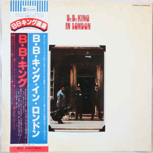 B.B. King ‎– In London