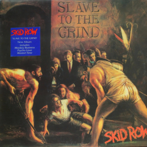 Skid Row ‎– Slave To The Grind