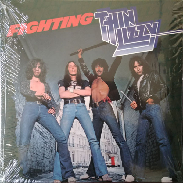 Thin Lizzy ‎– Fighting