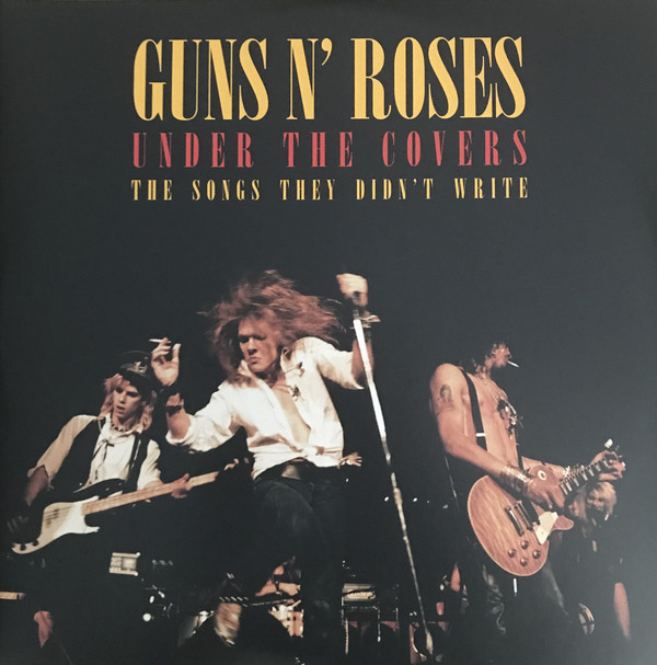 Guns N' Roses ‎– Under The Covers