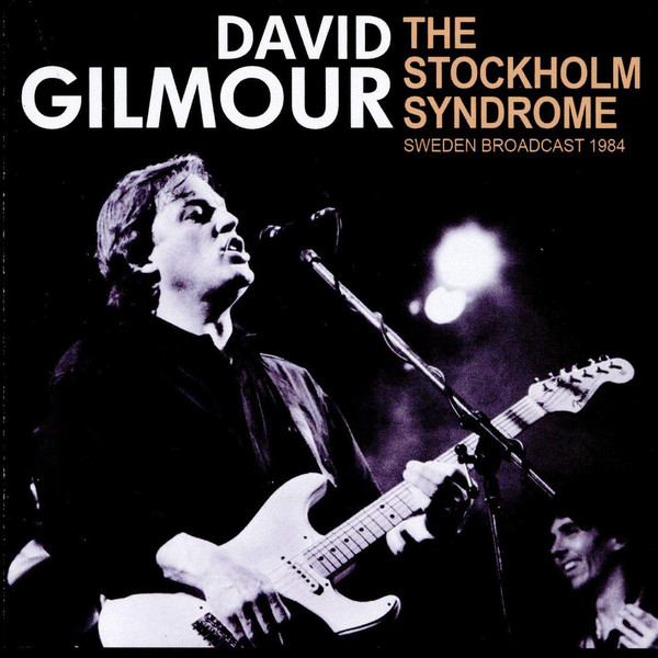 David Gilmour ‎– The Stockholm Syndrome volume 2