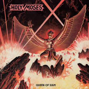 Holy Moses  ‎– Queen Of Siam
