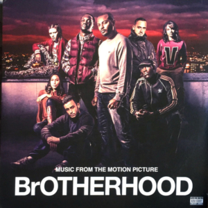 Various ‎– BrOTHERHOOD (Music From The Motion Picture)