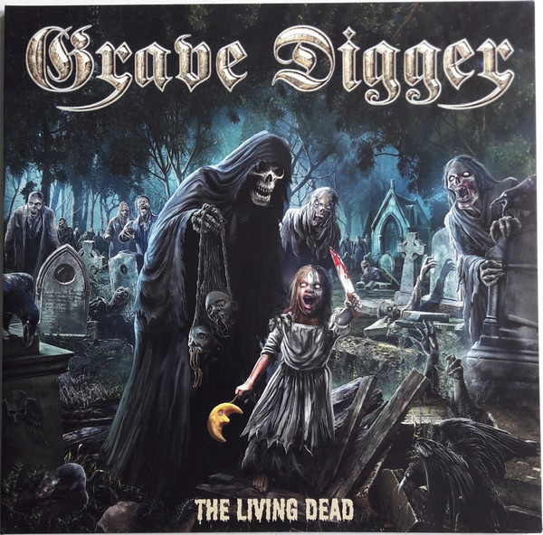 Grave Digger ‎– The Living Dead