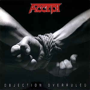Accept ‎– Objection Overruled