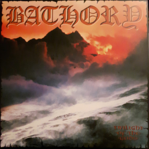 Bathory ‎– Twilight Of The Gods