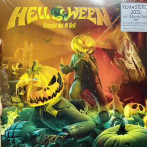 Helloween ‎– Straight Out Of Hell