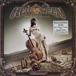 Helloween ‎– Unarmed - Best Of 25th Anniversary