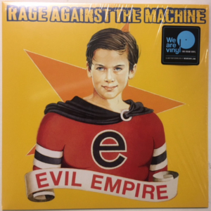 Rage Against The Machine ‎– Evil Empire