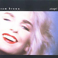 Sam Brown ‎– Stop!