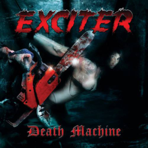 Exciter ‎– Death Machine