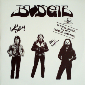 Budgie – If Swallowed