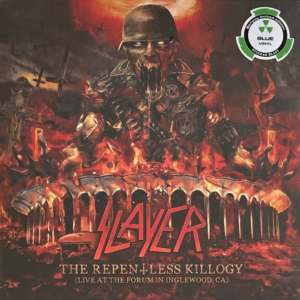 Slayer ‎– The Repentless Killogy (Live At The Forum In Inglewood, CA)