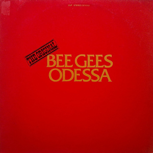 Bee Gees ‎– Odessa