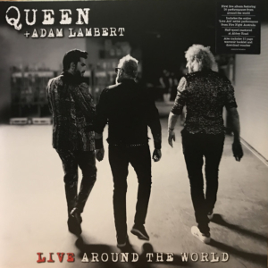 Queen + Adam Lambert ‎– Live Around The World