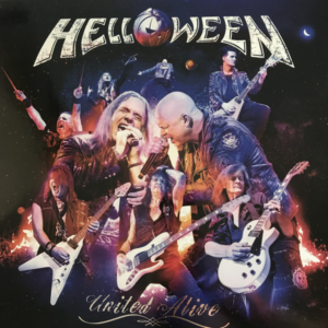 Helloween ‎– United Alive In Madrid