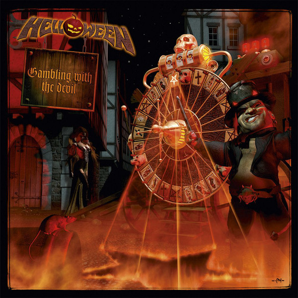 Helloween ‎– Gambling With The Devil