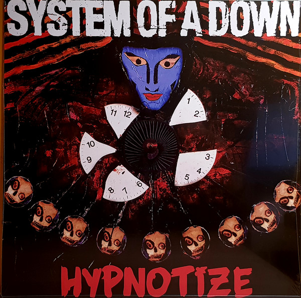 System Of A Down ‎– Hypnotize