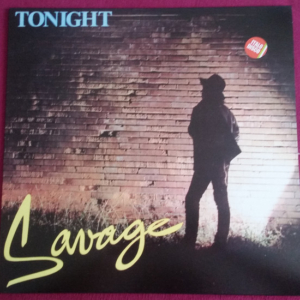 Savage ‎– Tonight