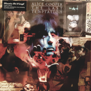 Alice Cooper ‎– The Last Temptation