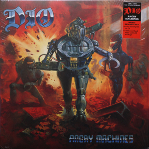 Dio ‎– Angry Machines