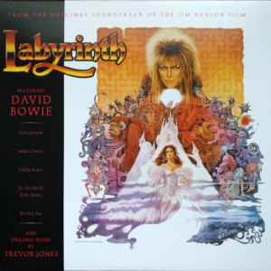 David Bowie, Trevor Jones ‎– Labyrinth (From The Original Soundtrack Of The Jim Henson Film)