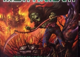 Iron Maiden – From Fear To Eternity - The Best Of 1990-2010