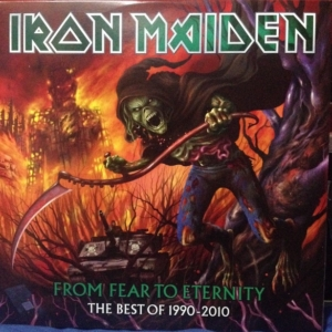 Iron Maiden ‎– From Fear To Eternity - The Best Of 1990-2010