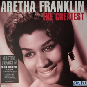 Aretha Franklin ‎– The Greatest