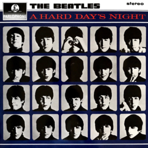 The Beatles ‎– A Hard Day's Night