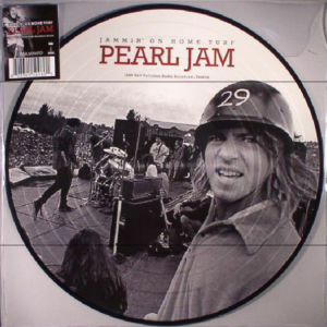 Pearl Jam ‎– Jammin' On Home Turf ‎– 1995 Self Pollution Radio Broadcast, Seattle