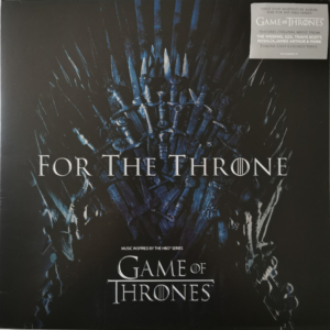 Various – For The Throne (Music Inspired By The HBO Series Game Of Thrones)