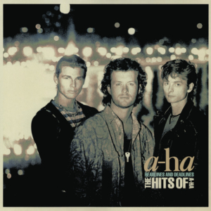 a-ha – Headlines And Deadlines - The Hits Of A-Ha